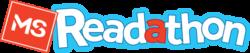 MS READATHON Logo